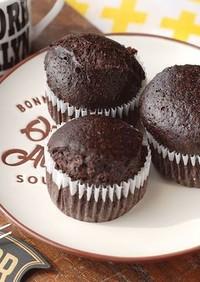 ふわふわしっとり♡生チョコスチームケーキ