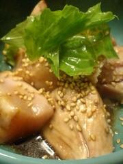 3分料理★あぶりトロ★日本酒の肴にグーの写真