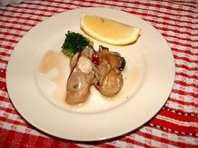 牡蠣のオイル煮<簡単オードブル>