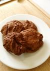 チョコレモンクッキー(ふんわり柔らか系)