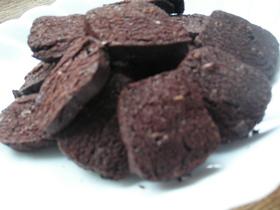 袋1つでココアクッキー★