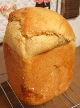HBでふわふわ(美´∀`味)珈琲食パン