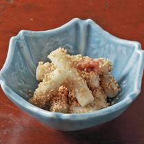 ごぼうの梅炊き