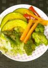 ダイエット温野菜サラダ☆検査の前などに❤