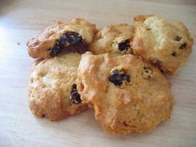 ちょこっとヘルシー☆チョコチップクッキー