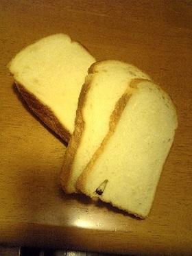HBで作る☆基本の食パン
