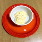 離乳食親子丼の写真