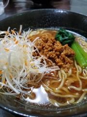 マルちゃん正麺で簡単☆担々麺の写真