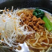 マルちゃん正麺で簡単☆担々麺