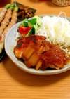 炊飯器で簡単ホロホロ柔らか鶏の照り焼き