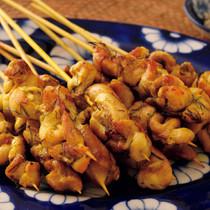 鶏のレモンリーフ焼き