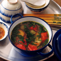 北部の魚のすっぱいスープ(北部のカイン・チュア)