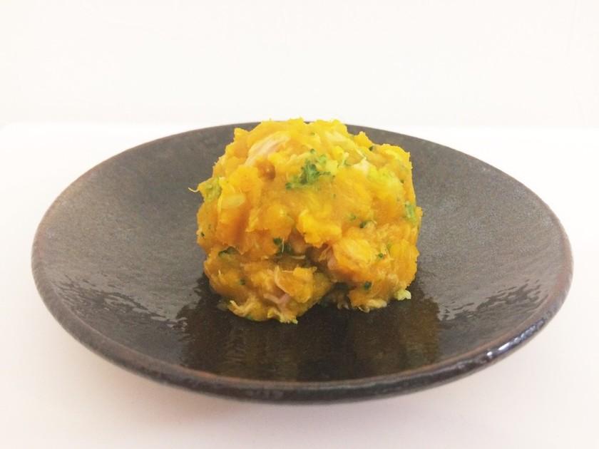 離乳食☆クリーミーかぼちゃサラダ