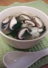 卵白が残ったら!卍卍中華スープ卍卍