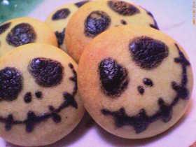 ハロウィン☆材料3つ☆ジャックのクッキー