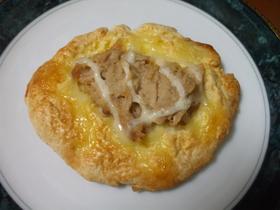 ホットケーキミックスで!簡単おかずパン☆
