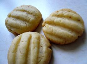 ドイツのクリスマス★アーモンドクッキー