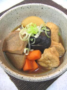 黒はんぺんの★煮物