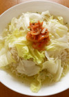 サッポロ一番冷やしキムチ麺