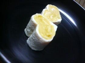 ハート型の卵焼き