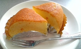ヨーグルトケーキ~炊飯器で~