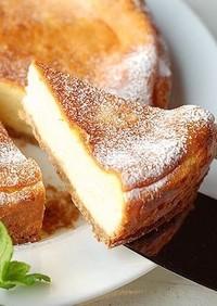 絶品♡我が家のベイクドチーズケーキ