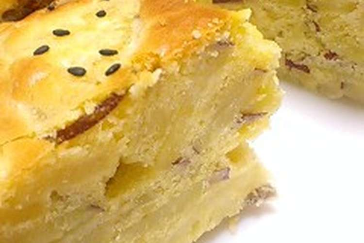 人気 レシピ りんご ケーキ