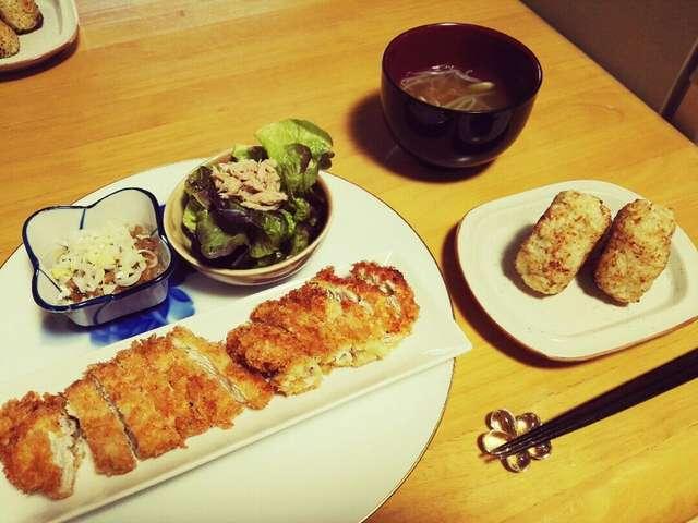 今日 の 夜 ご飯