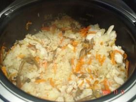 【めちゃ簡単】美味しい炊き込みご飯