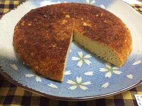 糖質制限的罪悪感ナシ炊飯器チーズケーキ