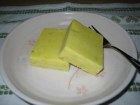 材料3つ!ほんのりチーズ♥いもようかん