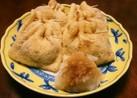 カリカリ油揚げの納豆チーズ焼き