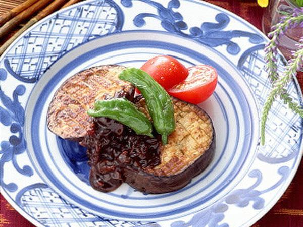 米なすのステーキ