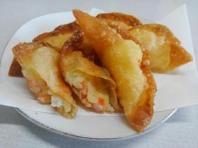 カワツエビの餃子コロッケ