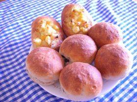 冷蔵発酵でパン作り