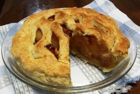 アップルパイのフィリング