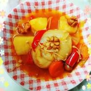 丸ごと新玉ねぎのコンソメ風スープ煮⭐