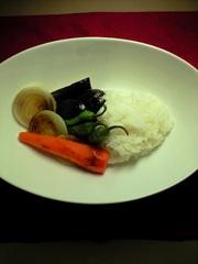 栄養満点、焼き野菜カレー★の写真