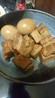 簡単☆炊飯器で豚の角煮の写真