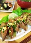 簡単☆豚レバーの生姜醤油煮