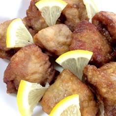 【材料3つ】レモン肉