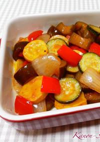 夏野菜のラタトゥイユ♡南仏の煮込み料理