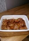 鶏の照り煮チャーシュー風