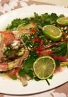 簡単タイ料理!蒸し白身魚をライムソースで