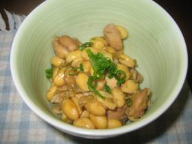 簡単♪ヘルシー♪大豆の中華風煮物☆
