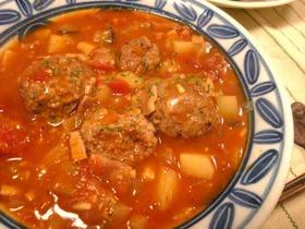 *トマトスープ*