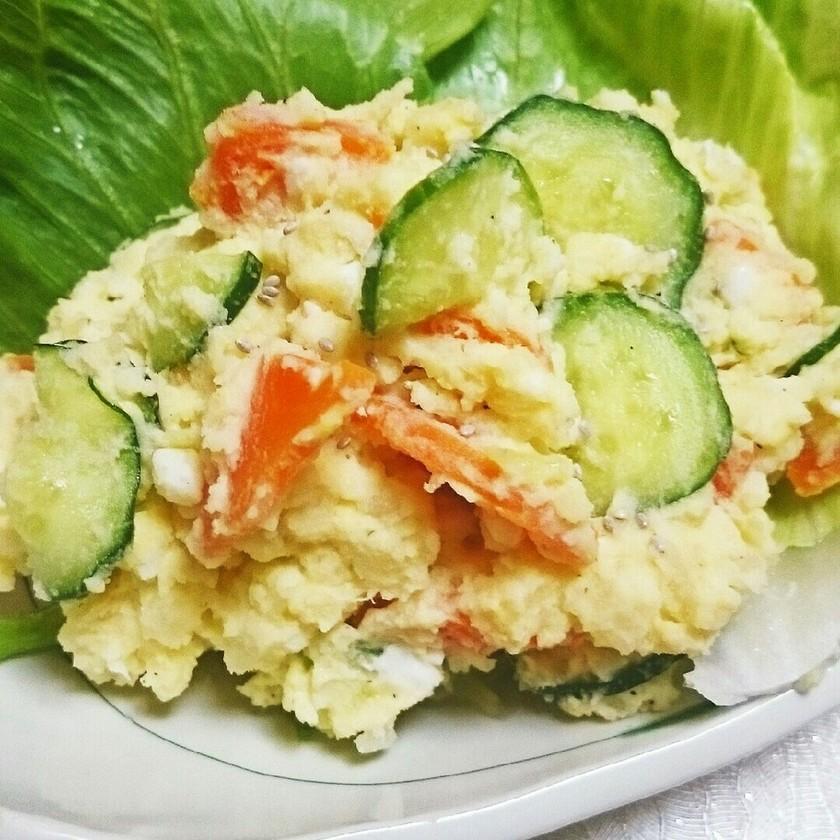 お惣菜屋さんの、簡単!基本のポテトサラダ
