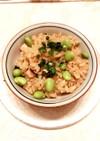 タコ飯 〜炊飯器で作るタコの炊き込みご飯