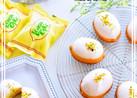 チーズバニラのレモンケーキ