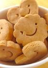 簡単♡米粉ときな粉のざくざくクッキー